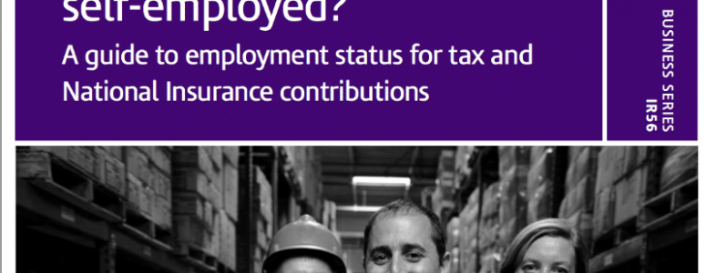 IR56 – are you employed or self-employed?