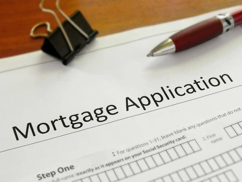 Mortgage verification scheme